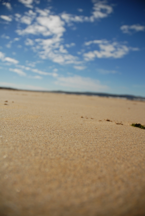 sand sea sky summer coast cornwall kernow landscape seascape